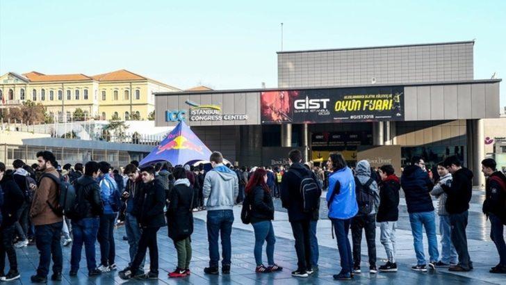 Gaming İstanbul 2018 Fuarı açıldı
