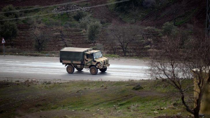 Opération Rameau d'olivier: L'artillerie turque bombarde la montagne Darmik à Afrin