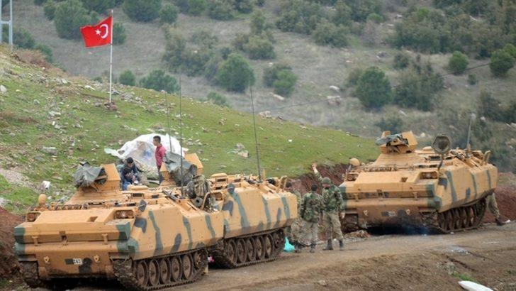 Turquie: Nouveaux renforts militaires à al frontière syrienne