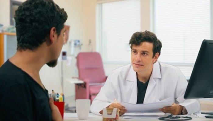 Doktordan öğretmene ders gibi not!