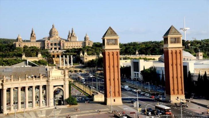 La llegada de turistas a Cataluña cayó 13,9% en diciembre de 2017