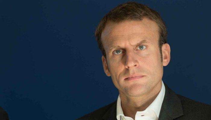 Macron'dan Afrin açıklaması! Çavuşoğlu'na imalı cevap