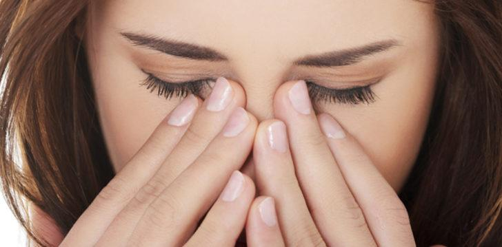 Gözlerinizi ovuşturmanın bedeli çok ağır olabilir