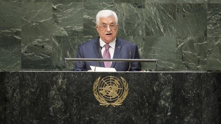 Presidente de Palestina hablará en la ONU el 20 de febrero