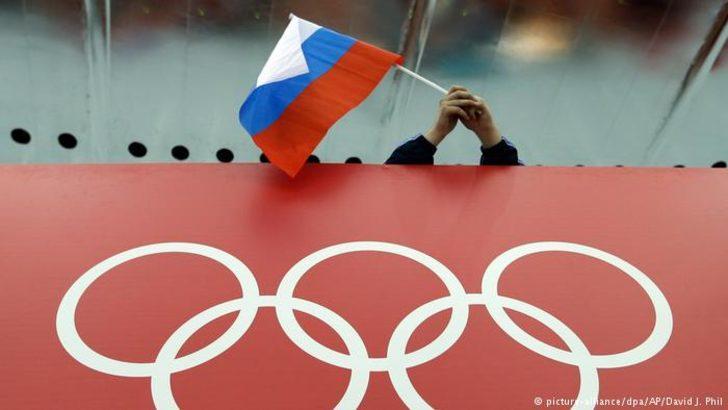 CAS 28 Rus sporcunun cezasını kaldırdı