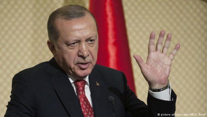 Erdoğan: Afrin'de 800 terörist öldürüldü