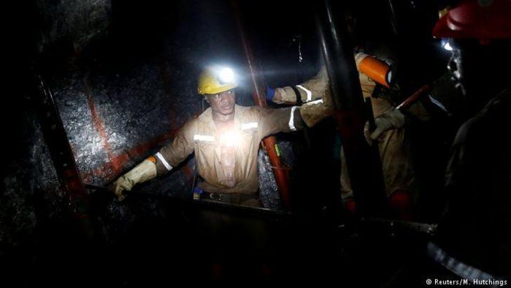 Güney Afrika'da mahsur kalan 955 maden işçisi kurtarıldı