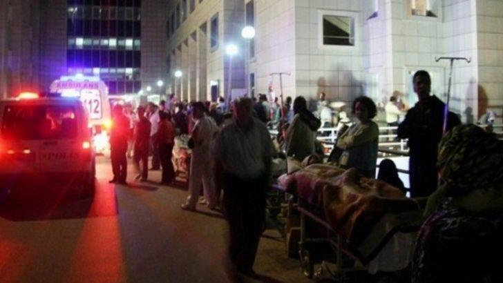 Şevket Yılmaz Hastanesi'nde yine yangın paniği