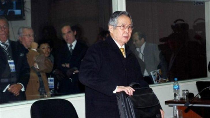 La CIDH le solicitó a la Corte IDH que revoque el indulto a Fujimori