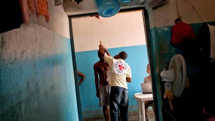 Haití tiene la mayor sobrepoblación carcelaria del mundo
