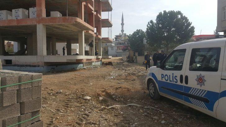 İnşaatın 6. katından düşen işçi ağır yaralandı