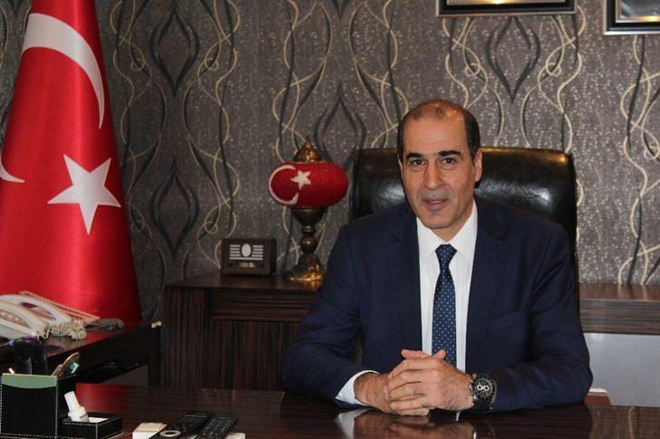Niğde İl Emniyet Müdürü Salim Cebeloğlu;