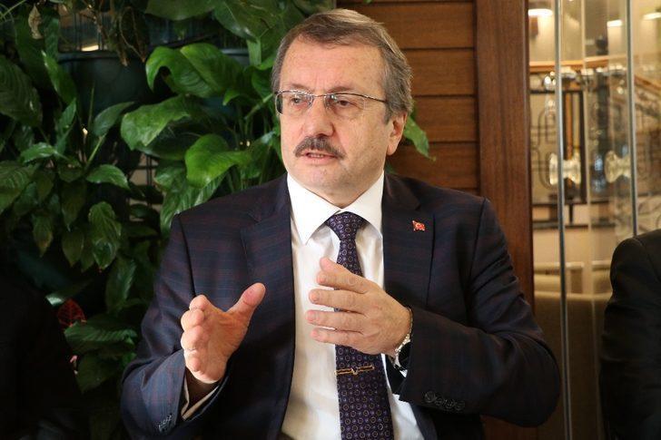 """ÇAYKUR Genel Müdürü Sütlüoğlu """"Organik tarıma geçişi engelleyen bazı kesimler var"""""""