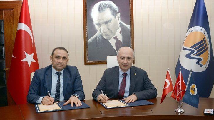MEÜ ile Tarsus İlçe Milli Eğitim Müdürlüğü arasında iş birliği protokolü