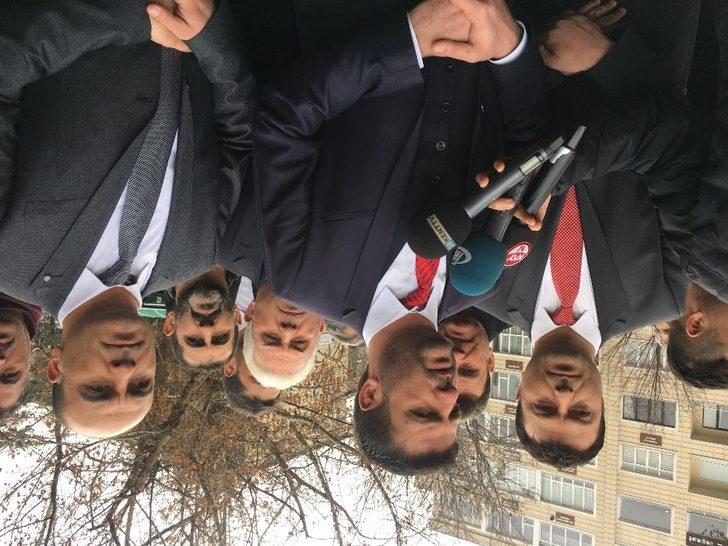 MHP Kocasinan ilçe teşkilatı Zeytin Dalı operasyonu için mevlit okuttu