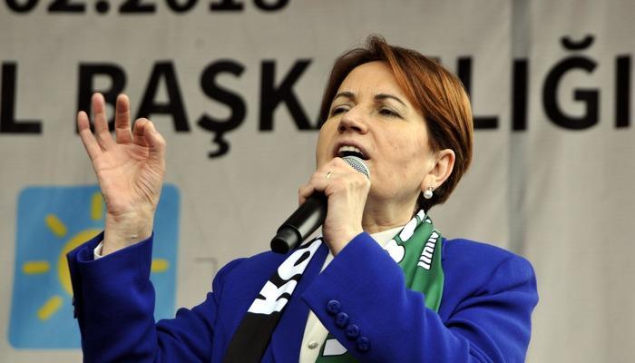 Meral Akşener'den sert sözler: Öcalan'ı bilge lider yaptılar