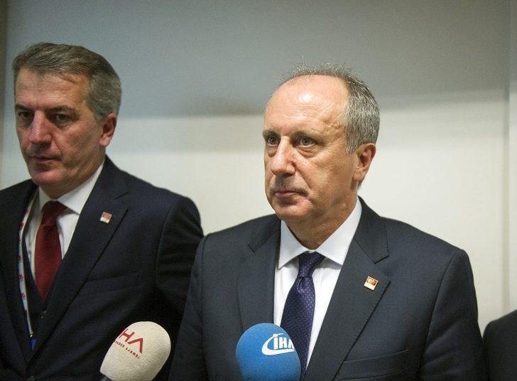 """CHP'li İnce: """"700'e yakın bir oyla genel başkan seçileceğim"""""""