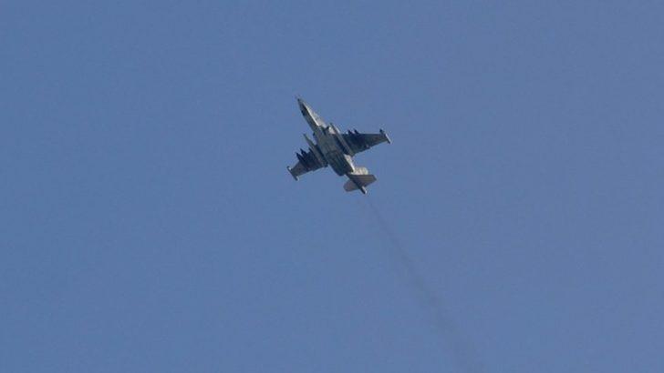 Rus savaş uçağı İdlib'de vuruldu, pilotu 'öldürüldü'