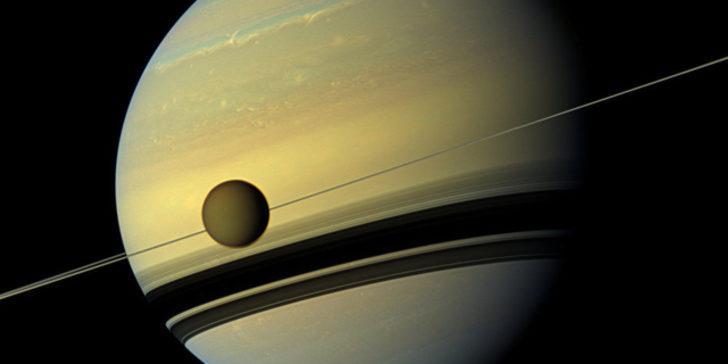 NASA, Titan uydusunda yeni yaşam belirtileri buldu