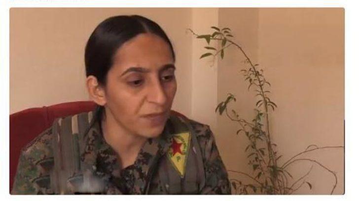 Fransız ajanstan skandal YPG/PKK paylaşımı!