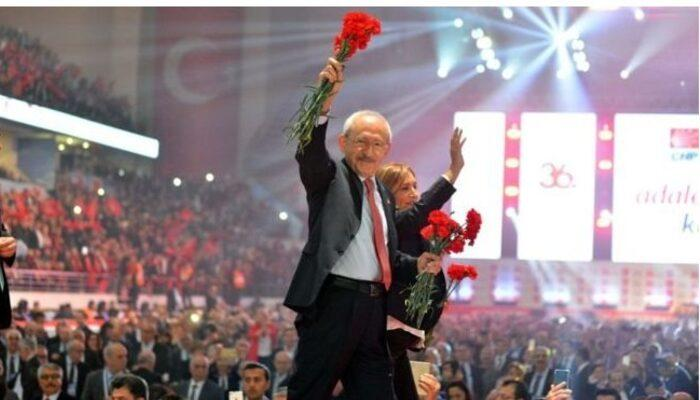 CHP Genel Başkanı'nı seçti! Oylar sayıldı...