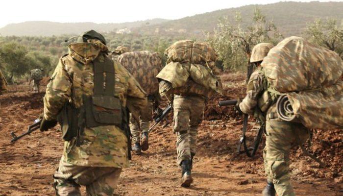 TSK ve ÖSO'nun Afrin'deki yeni hedefi 1027 rakımlı tepe