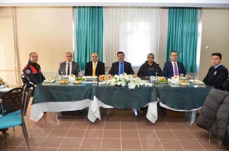 Erzincan Emniyeti, mala karşı işlenen suçlarda Türkiye birincisi