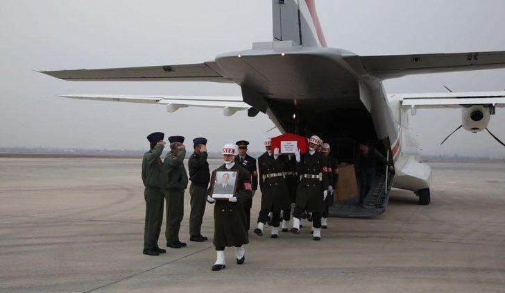 Afrin şehidi Uzman ÇavuşGürsu'nun cenazesi Elazığ'da