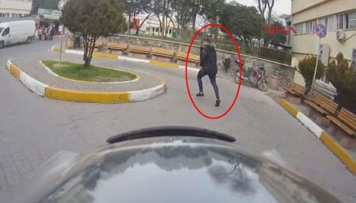 Şişli'de hamile karısını döven koca hastaneden kaçtı!