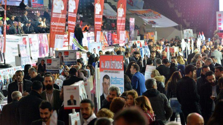 Kılıçdaroğlu'nun genel başkan seçildiği CHP Kurultayı ikinci gününde