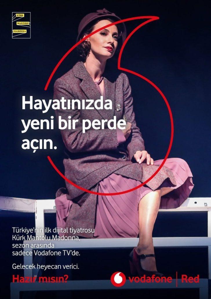 Dijital 'Kürk Mantolu Madonna' Ankaralılarla buluşacak