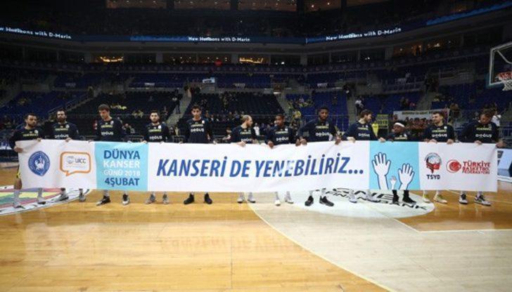 Fenerbahçe Doğuş - Anadolu Efes: 100 - 74