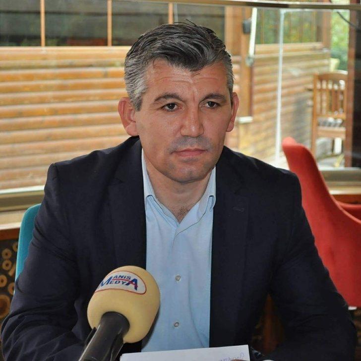 Yunus Emre Şahin G. Manisaspor başkanlığına adaylığını açıkladı
