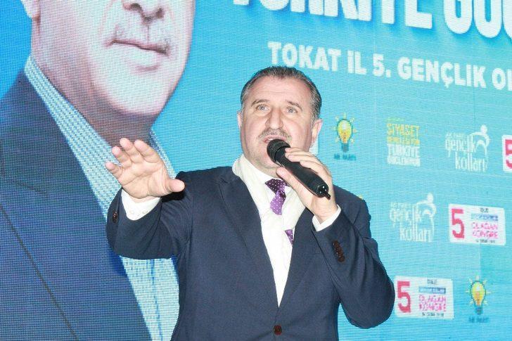 """Gençlik ve Spor Bakanı Bak: """"Kimse Türklere meydan okumasın"""""""
