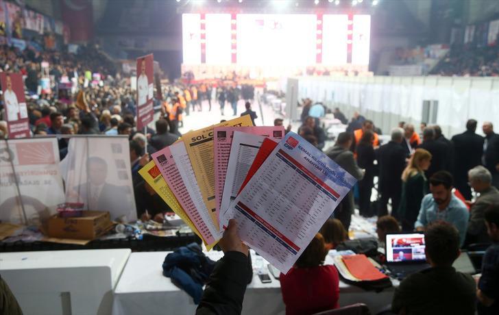 CHP kongresinde yeni gelişme! Kılıçdaroğlu'nun listesi belli oldu