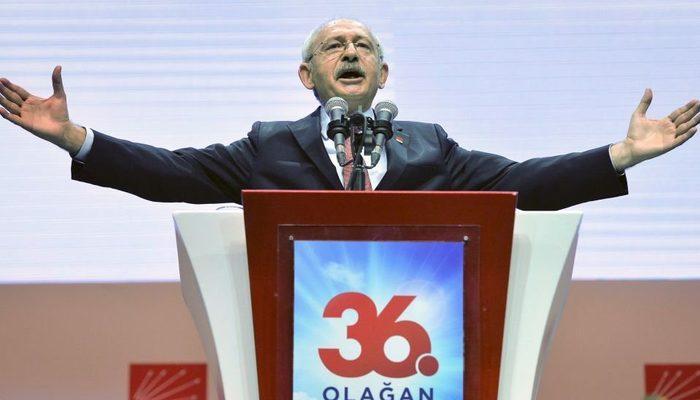 CHP 36. Olağan Kurultayı'nda ikinci gün: PM listeleri açıklandı, oylama başladı