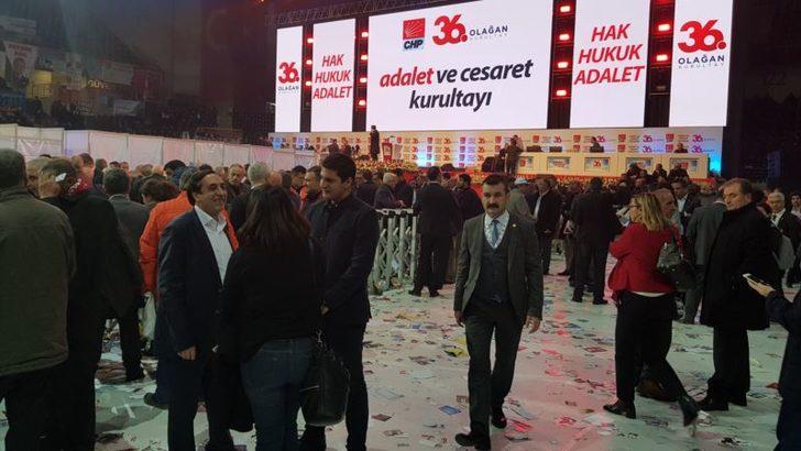 CHP'de Kıyasıya Parti Meclisi Mücadelesi