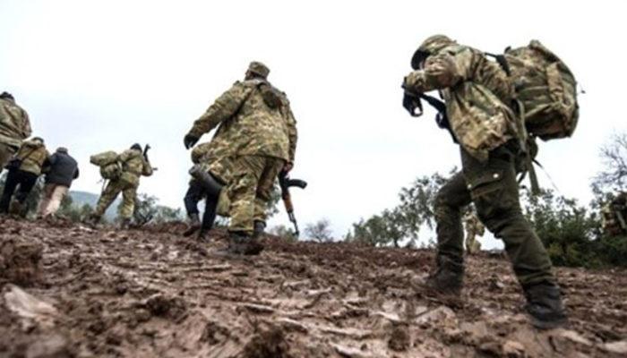 Afrin'den acı haber! 2 asker şehit oldu, 5 asker yaralandı