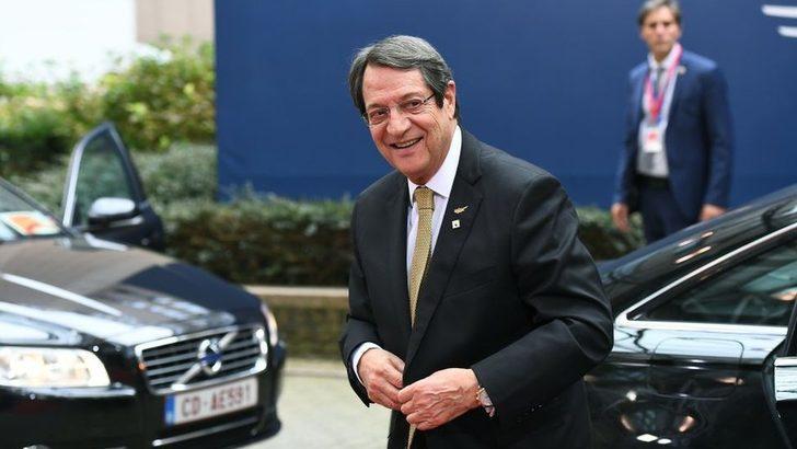 Anastasiadis: Önceliğim müzakereleri ve ekonomiyi canlandırmak