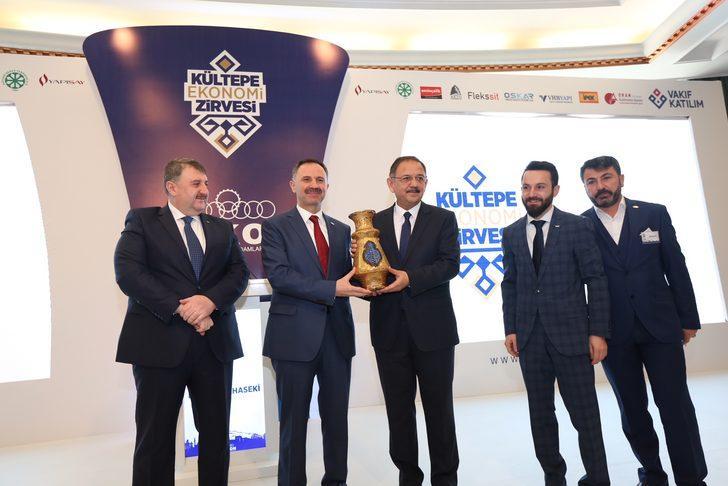 ASKON Kültepe Ekonomi Zirvesi Kayseri'de gerçekleştirildi