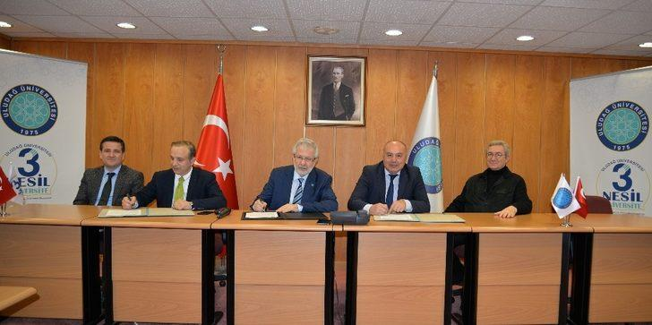 Uludağ Üniversitesi'ni seçen tıpçılar bursa doyacak