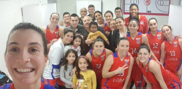 Mersin Büyükşehir Belediyespor, ligde galibiyet serisine devam ediyor