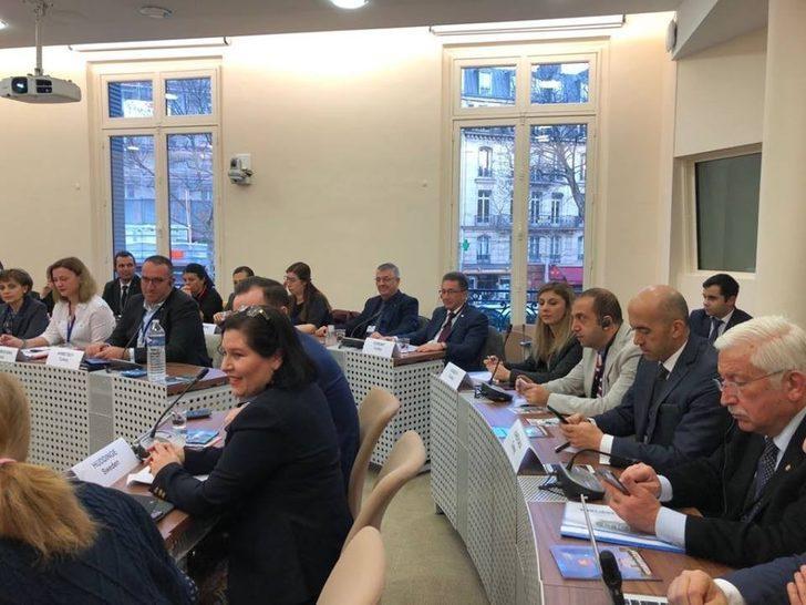 Başkan Saka Avrupa Yerel Demokrasi Haftası Yıllık Koordinasyon Toplantısı'na katıldı