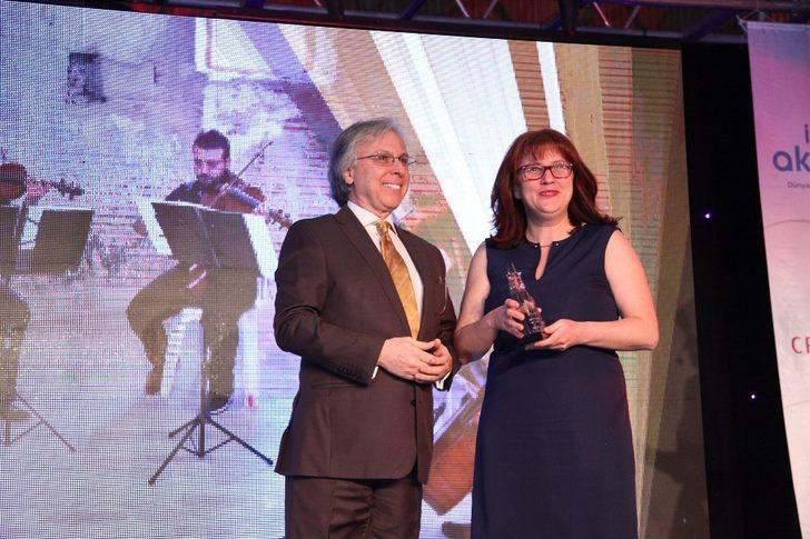 Eğirdir Klasik Müzik Festivaline Ödül