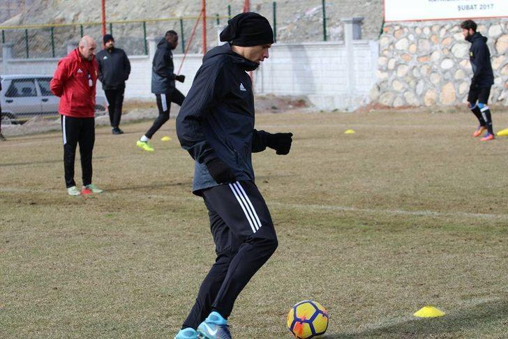 Evkur Yeni Malatyaspor'da Kasımpaşa mesaisi başladı