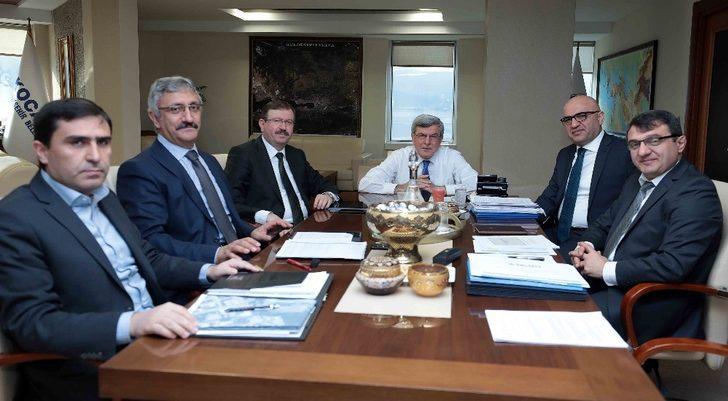 """Başkan Karaosmanoğlu, """"Yeni ufuklara koşuyoruz"""""""