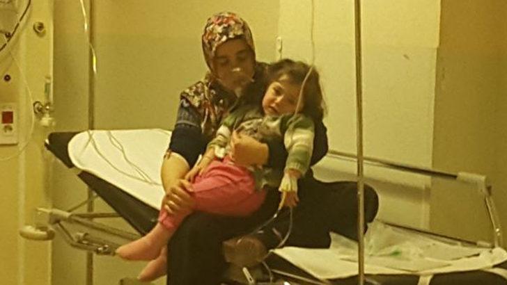 İnegöl'de 4 kişilik aile, sobadan sızan gazdan zehirlendi