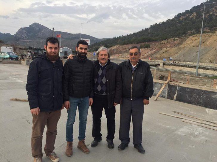 Osmaneli'nde otogar binası Mayıs ayında hizmete girecek