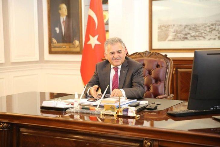 """Büyükkılıç, """"Türkiye'de 18 Belediyeden Biriyiz"""""""