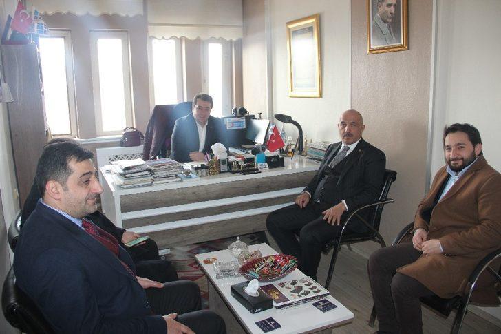 """Prof. Dr. Ilıcalı: """"Ovit ile Karadeniz Erzurum'a bağlandı"""""""